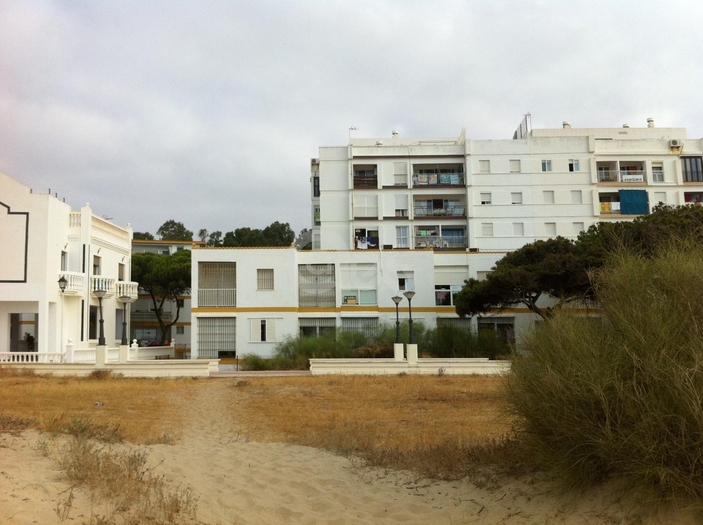 Vacaciones a pie de playa en Isla Cristina