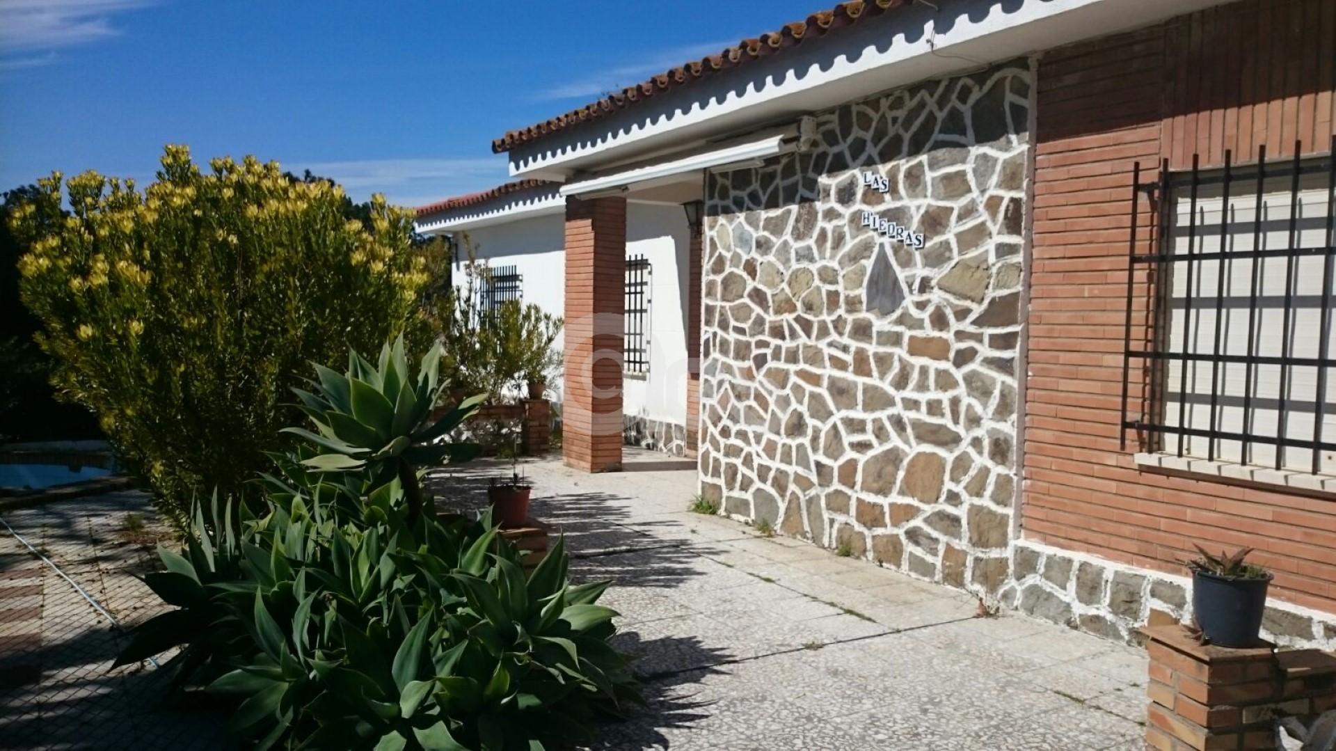 Magnifico Chalet en Pinar de la Bota, en La Redondela – término de Isla Cristina (Huelva)