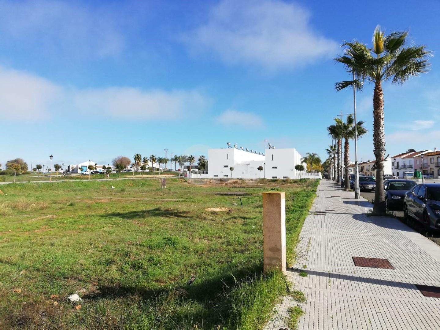 Parcela de terreno en Lepe (Huelva)